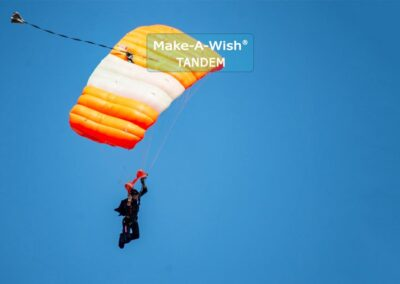 Skydive Greece - Make a wish - Tandem